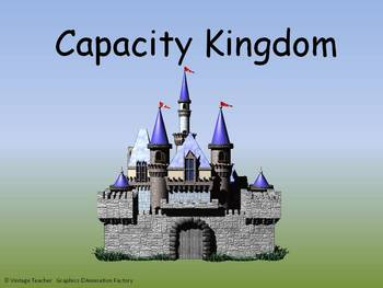 Gallon Castle - A Story of One Family in Capacity Kingdom