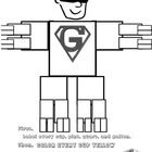 Gallon Man Worksheet!