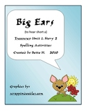 Game for Treasures Reading Stories Unit 1, Story 2