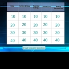 General Science Energy Jeopardy