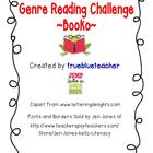Genre Reading Challenge - Bingo/Booko