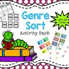 Genre Sort Activity Pack