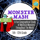 Monster Mash:A Study of Mystical Monsters of The World (Ge