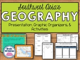 Geography of Southwest Asia (Middle East) - Notes & Activities