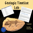 Geologic Timeline Lab, Geologic Time, History of the Earth