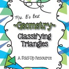 Geometry - Classifying Triangles