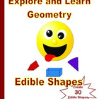 Geometry: Edible Shapes