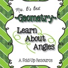 Geometry - Learn About Angles