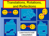 Translations, Rotations, and Reflections (Transformations