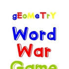 Geometry - WORD WAR GAME - (similiar to Password)