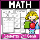 Geometry in 2nd Grade for the Common Core Classroom