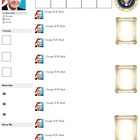 George H.W. Bush Presidential Fakebook Template