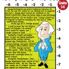George Washington Grid Math-President's Day