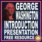 George Washington Quotes and Brief Bio Powerpoint Presentation