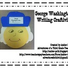 George Washington Writing Craftivity