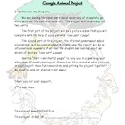 Georgia Research Project