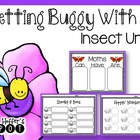 Gettin' Buggy With It {A Unit on Insects}