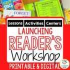 Getting Started in Reader's Workshop - A Unit of Study {Co
