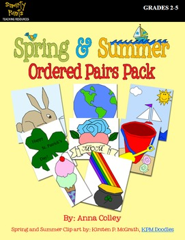 Giant Spring and Summer Mystery Graph Pack