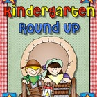 """Giddy Up"" for Kindergarten Round Up"