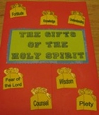 Gifts & Fruits of the Holy Spirit Catholic Lapbook