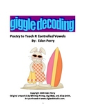 Giggle Poetry to Teach R Controlled Vowels