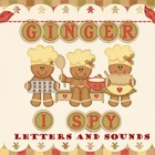 Ginger I-Spy Letters and Sounds-Differentiated and Aligned
