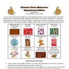 Gingerbread Across the Curriculum - Writing, Math, Bulletin Board