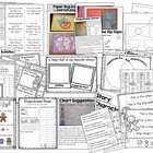 Gingerbread BUNDLE  Math & Literacy unit with Centers