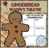 Gingerbread Boy...Reader's Theater for the Primary Child