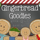 Gingerbread Goodies: Literacy Activities