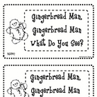 Gingerbread Man, Gingerbread Man What Do You See?
