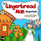Gingerbread Man Mega-Pack: Complete Math and Literacy Unit