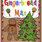 Gingerbread Man for a Second Grade Classroom