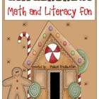 Gingerbread Math and Literacy Fun