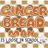 Gingerbread Missing in School story writing