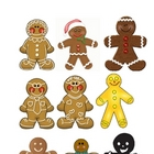 Gingerbread Symmetry (2 activities to differentiate instruction)