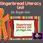 "Gingerbread to the ""Core"" Literacy and Writing Activities"