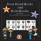 Give QR Codes a Go with Active Brain Breaks and Read Aloud