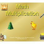 Glen Doman - Multiplication Dot Cards