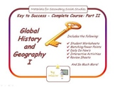 Global History and Geography I (Whole Course Part 2), Worl