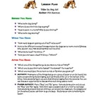Go, Dog, Go. A Complete Lesson Plan.