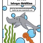 Go Fish - Integer Addition