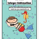 Go Fish - Subtracting Integers