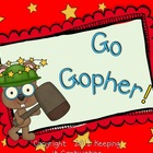 Go Gopher! Dolch Sight Word Game {Go Fish}