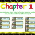 Go Math - Second Grade - Chapter 1