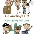 Go Monkeys Go! All Twelve Go Fish Division Center Games!
