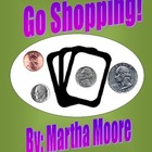 Go Shopping- Coin Card Game