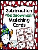 Go Snowman Matching Subtraction
