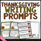 Gobble Gobble {Thanksgiving Writing Prompts for the Common Core}